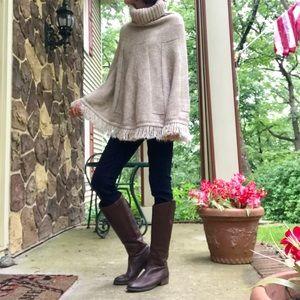 Jackets & Blazers - 🍁 FALL SPECIAL 🍁 Alpaca Wool Poncho
